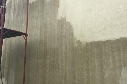Lavaggio delle facciate