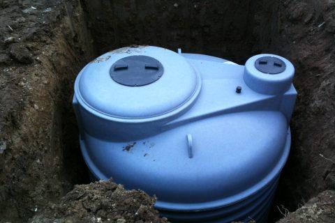 Fornitura e posa di vasche