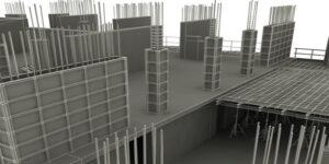 opere complementari in cemento armato